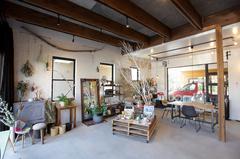 びわこに最新スポット建築デザインオフィスが提案する「雑貨店」